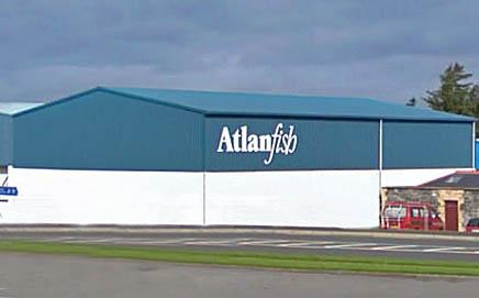 Atlanfish Carndonagh Premises