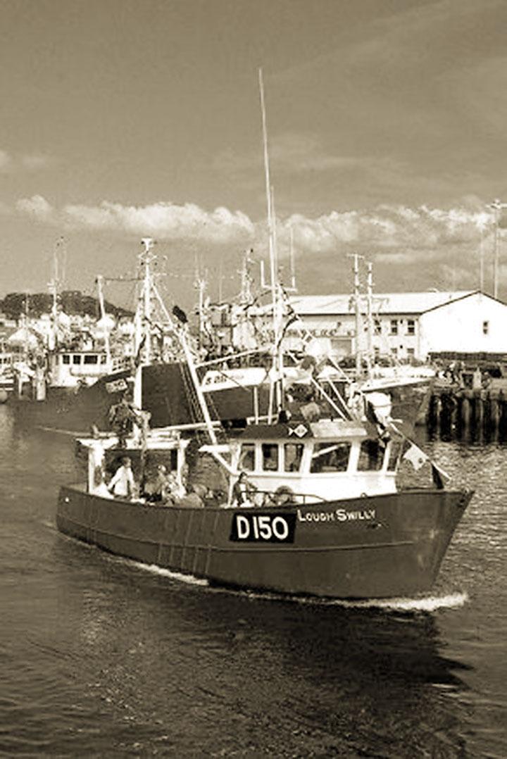 Swilly fleet boat