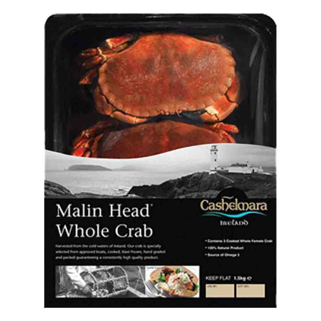 Whole Crab Chilled