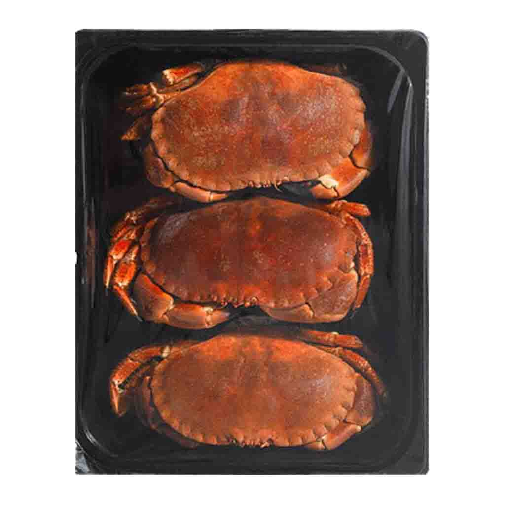 Whole Crab Chilled 3 pack