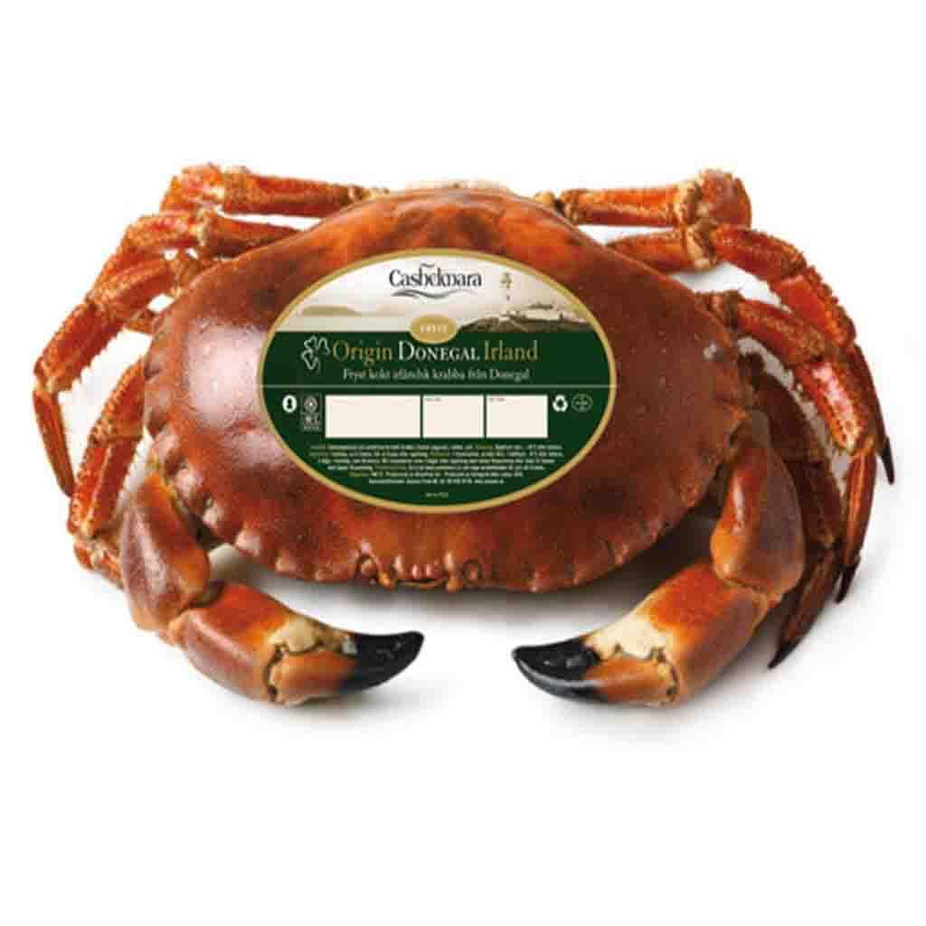Whole Crab Frozen