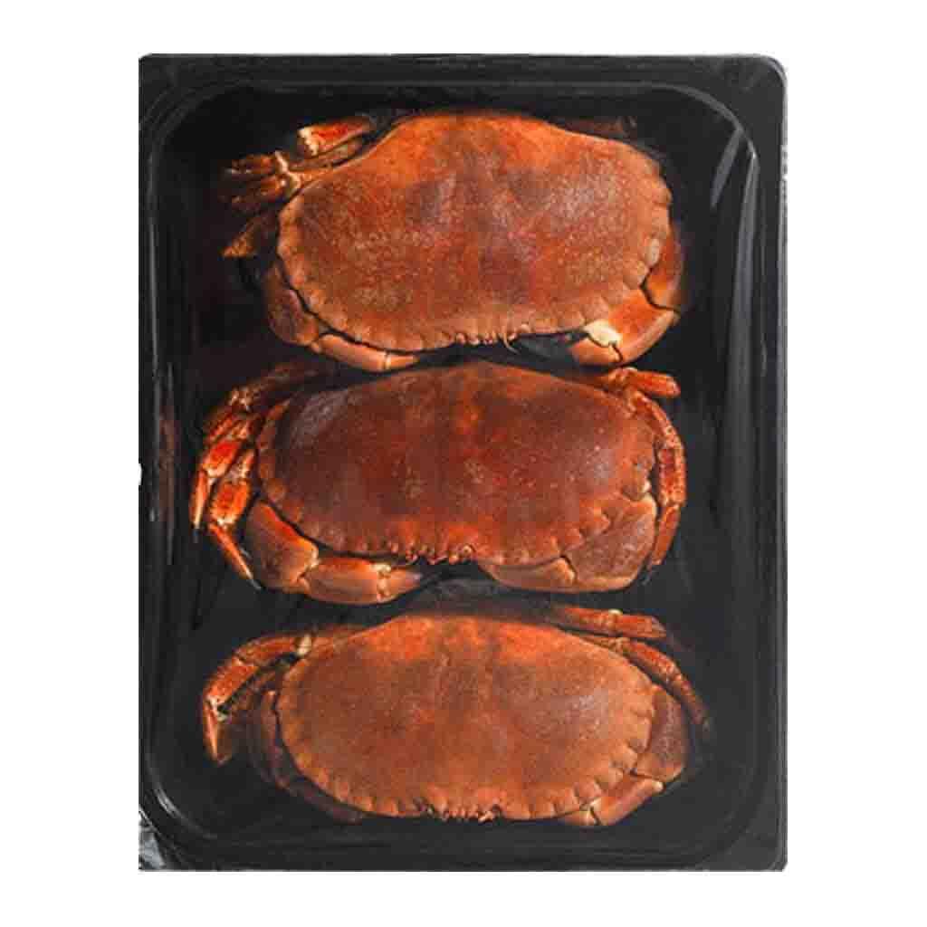 Whole Crab Frozen 3 pack